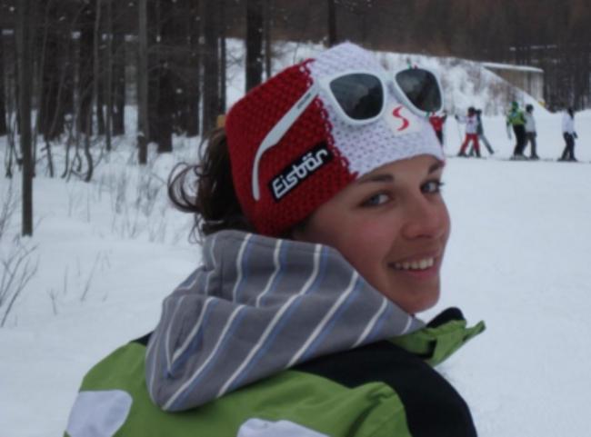 greggio valentina speed ski